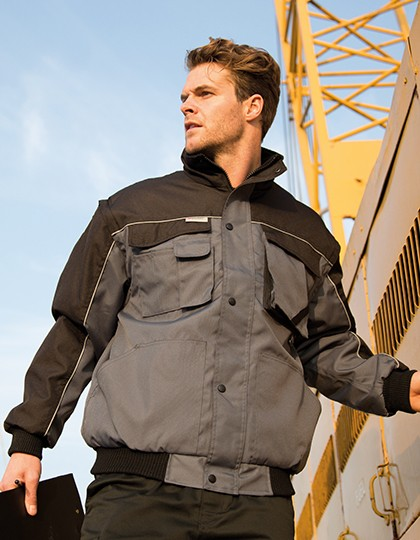 Result WORK-GUARD Herren Arbeitsjacke