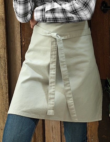 Premier Workwear mittellange Kittelschürze one Size