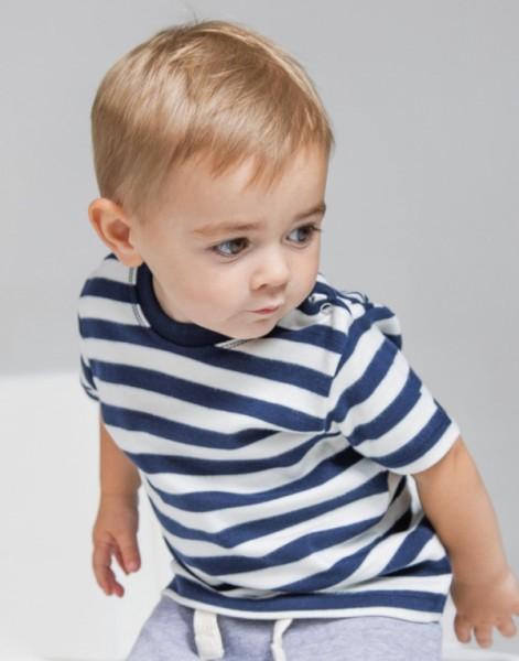Babybugz Baby Streifen T-Shirt