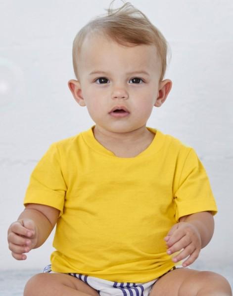 Bella + Canvas Baby Jersey Schlaf-Shirt