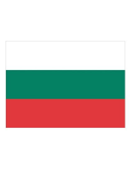 Printwear Fahne Bulgarien