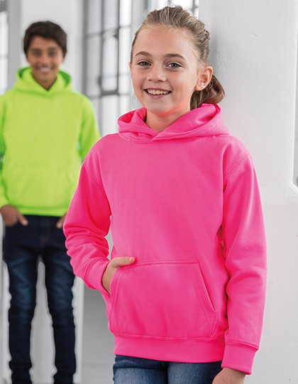 Just Hoods Kinder Kapuzenshirt