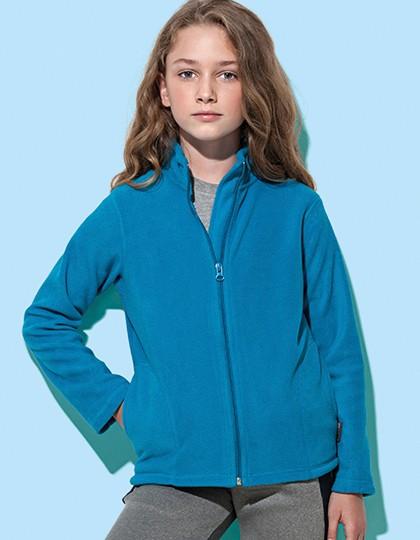 Stedman Fleece Jacke für Kinder