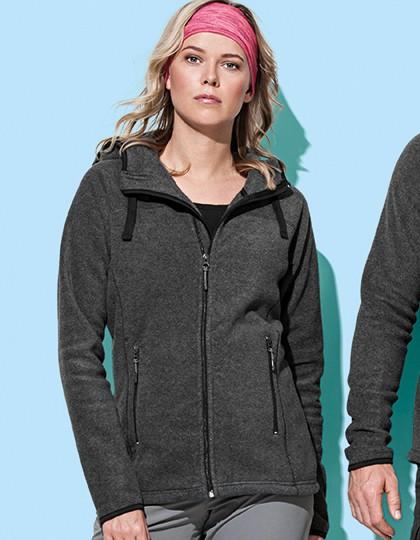 Stedman Power Fleece Jacket for women
