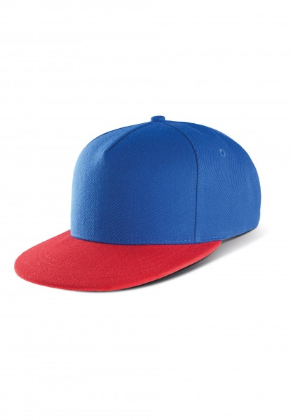 K-UP Snapback Cap - 5 Panels