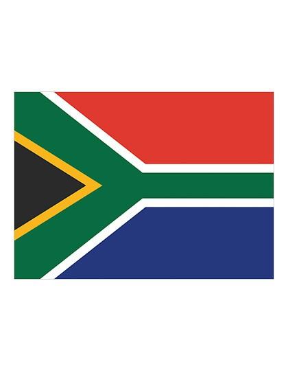 Printwear Fahne Südafrika