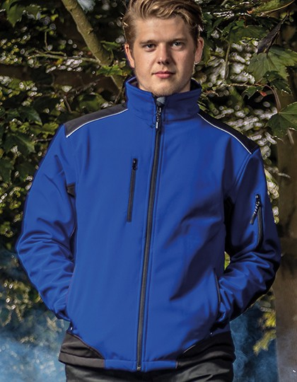 Result WOKR-GUARD Soft Shell Arbeitsjacke