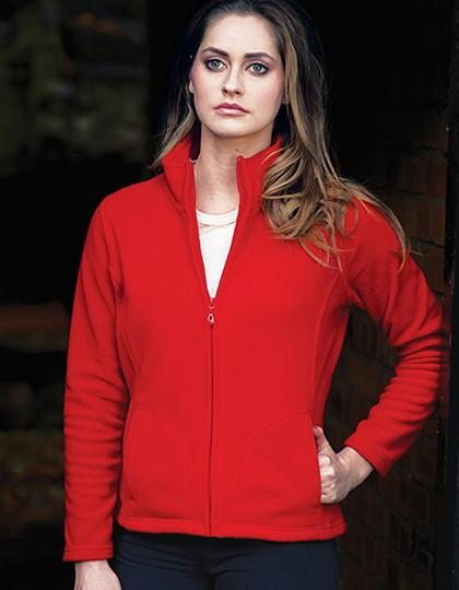 Starworld Ladies Full Zip Fleece Jacket