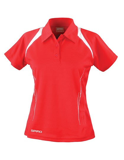SPIRO Damen Poloshirt