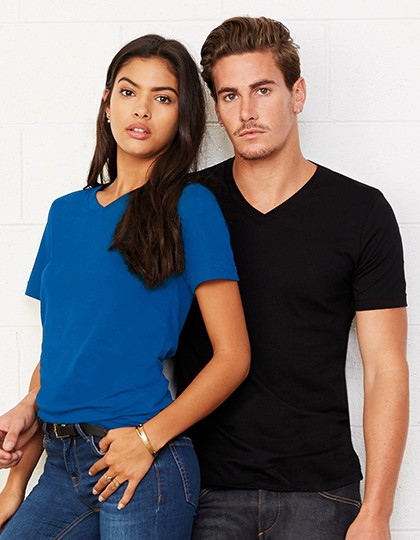 Bella + Canvas Damen und Herren T Shirt
