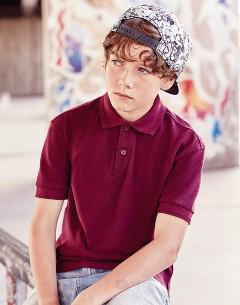 Russell Kinder Polo-Shirt