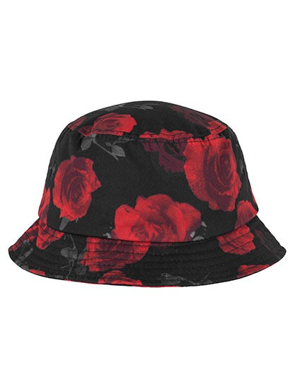 FLEXFIT Roses Bucket Hat